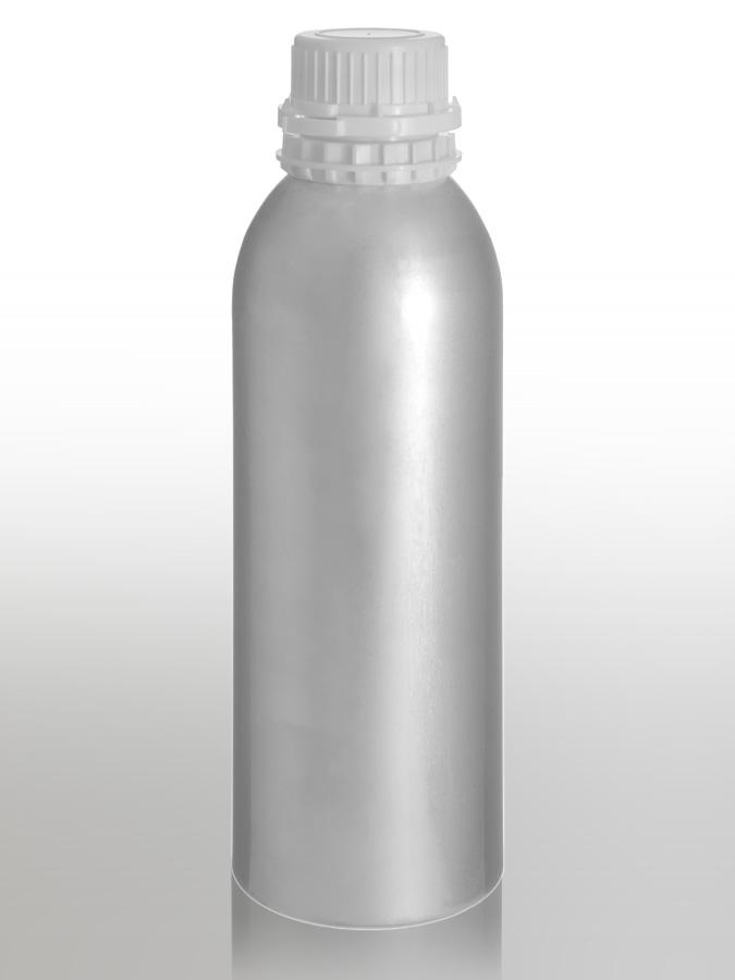 Verpackungskontor Frankurt am Main – Aluminiumflasche System Plus 45
