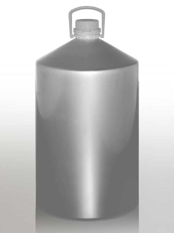Verpackungskontor Frankurt am Main – Aluminiumflasche System Plus 62